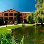 Restaurant - hotel Sant Bernat